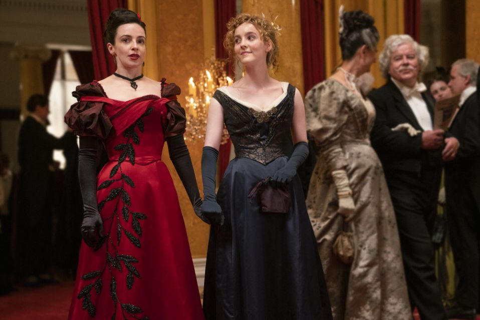 The Nevers Photograph by Keith Bernstein/HBO